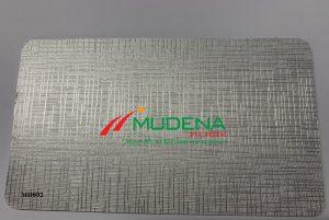Tấm PVC Foam Mudena MD802Độ dày: 5mm-20mm;Màu tấm cốt: Tấm nhựa PVC Foam Đen cao cấp;Kích thước: 1220*2440 mmTỷ trọng: 0.55-0.6 g/cm3Ghi chú: Dung sai kt, dài, rộng +/- 2mm, dày +/- 0,2mm, trọng lượng tấm +/- 2%