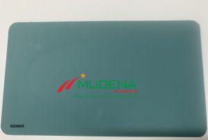 Tấm PVC Foam Mudena MD805Độ dày: 5mm-20mm;Màu tấm cốt: Tấm nhựa PVC Foam Đen cao cấp;Kích thước: 1220*2440 mmTỷ trọng: 0.55-0.6 g/cm3Ghi chú: Dung sai kt, dài, rộng +/- 2mm, dày +/- 0,2mm, trọng lượng tấm +/- 2%